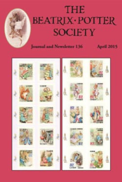 April 2015 Beatrix Potter Journal
